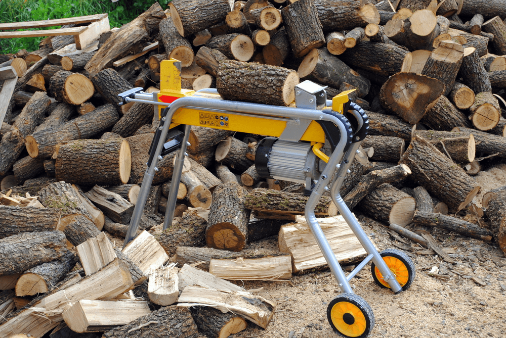 Splitting wood is not an easy thing to do, sometimes you want such things to be done a bit faster to save time. But who still uses an axe to split wood this days? The days when splitting wood was backbreaking and time-consuming have gone. An electric log splitter is an essential tool that should readily be outside your yard if you split wood more often. Its high time you ditch the messy and laborious ways for the new fast and innovative way of using the electric log splitter. These machines have the mechanical ability to ensure that you never run out of usable wood. They can be used indoors in your basement if you do not have adequate space or outside your compound. Plus, they are smaller, light and affordable for homeowners. However, choosing the best electric log splitters can be challenging at times, that's why we have gathered a guide to walk you through your buying process. Best Electric Log Splitter Buyers Guide. The best log splitter is the one that has all the features and meets all the needs of a wood splitter. So it is important that when buying an electric log splitter, the most important thing to focus on is the features. All in all, there are specific things that a good electric log splitter should have, whether you are a first-time buyer or you want to change your current band, this are the features to look at; A powerful motor A motor is what separates the parts of the cut log. The power of the motor, also dictates how powerful an electric splitter is. The best log splitter must have enough power to cut through a wood regardless of how hard the wood is, plus, with no effort. Moreover, a powerful motor, assures you the machines reliability and also its speed. How much you are going to use the electric log splitter also determines the type of motor you should get. If you do not do a lot of wood splitting, then an electric log splitter with a 2HP motor will serve you the purpose well. If you are however a person with a high demand for wood, then an elect